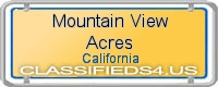 Mountain View Acres board